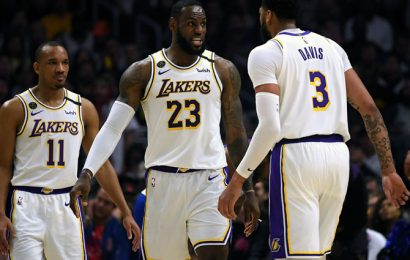 NBA: Lakers owner calls for unity against racism on Juneteenth
