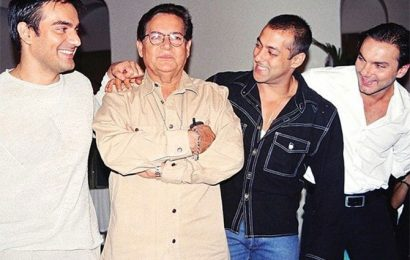 Bollywood's daddies celebrate Father's Day