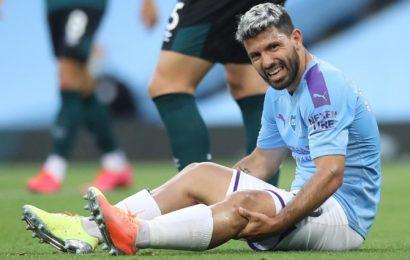Football Focus: Guardiola fears Aguero's season is over