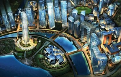 India's 1st smart city is all set to take off in a big way