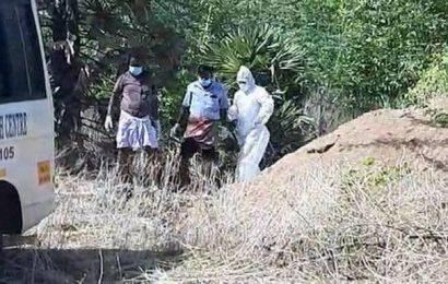 Viral video of 'body being dumped' in Tiruchi causes stir