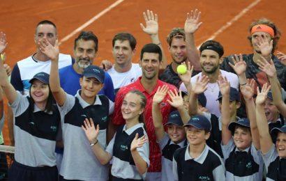 Grand Slams on caution after Djokovic debacle