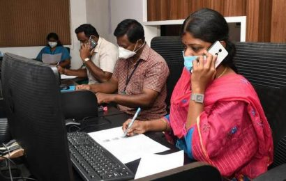 Counselling centre inaugurated in Madurai to help those who test positive for COVID-19