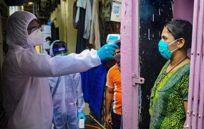 Maharashtra reports new single-day high of 5,493 cases