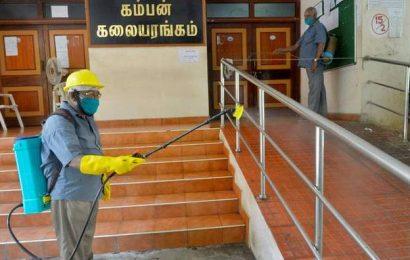 Kamban Kalaiyarangam in Puducherry closed for two days