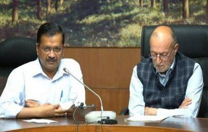 L-G overturns Delhi govt. curbs on admission at city hospitals