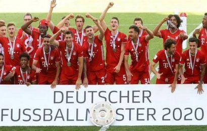 Bundesliga | Bayern demolish Wolfsburg 4-0 to end season on high