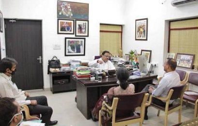 Rajasthan tops in virus management index