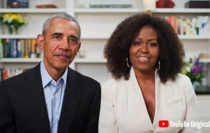 Dear Class of 2020: The Obamas, Beyoncé, Lady Gaga and others offer inspirational messages to students