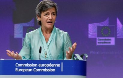 EU calls for greater regulation of US tech companies