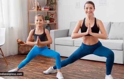 Lockdown fitness: Expert tips for your family