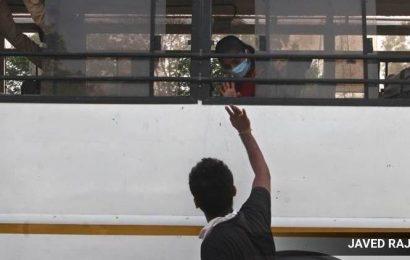 Haryana resumes inter-state buses, Aarogya Setu must for passengers, staff