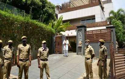 Formation Day for Congress leaders start with arrest