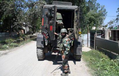 Two militants shot dead in J&K's Anantnag