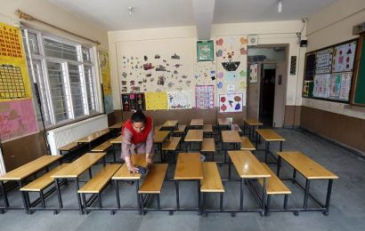 Centre asks J&K to defer decision on reopening of schools from June 15
