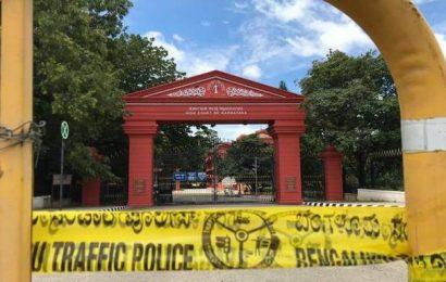 Karnataka High Court closed for a day for sanitisation