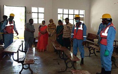 8.5 lakh students set to take Karantaka SSLC exams, govt steps up safety measures