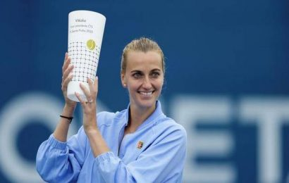 Up to 2,000 fans allowed at WTA Prague event: organisers