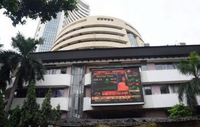 Sensex, Nifty end marginally lower on F&O expiry