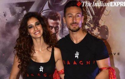 Tiger Shroff wishes 'rockstar' Disha Patani on her birthday