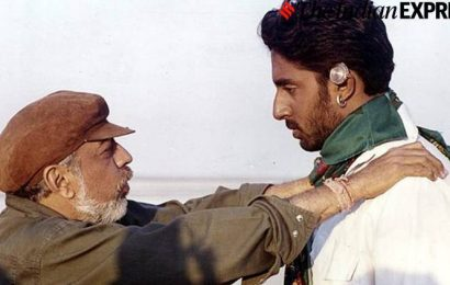 Abhishek Bachchan revisits his debut film Refugee: JP Dutta was the best teacher