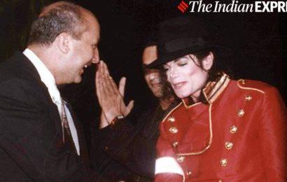 Anupam Kher's 'Kucch Bhi Ho Sakta Hai' moment with Michael Jackson