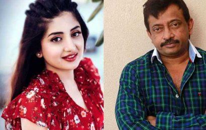 Poonam Kaur : Why does Ram Gopal Varma not abuse?