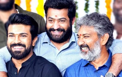 RRR shoot to resume shortly in Gandipet