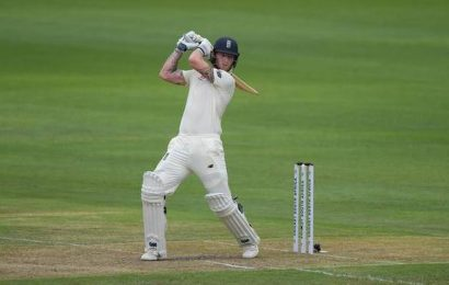 Stokes proud to take England's reins