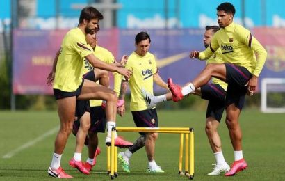Football   Strict norms in place for resumption of LaLiga