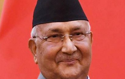 Meetings in India to topple my govt., says Nepal PM K.P. Oli