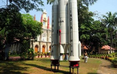 Vikram Sarabhai Space Centre to be disinfected after employee tests positive for COVID-19