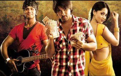 Allu Arjun, Anushka Shetty, Manoj and Krish celebrate a decade of 'Vedam'
