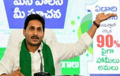 Andhra Environment Management Corporation launched by CM