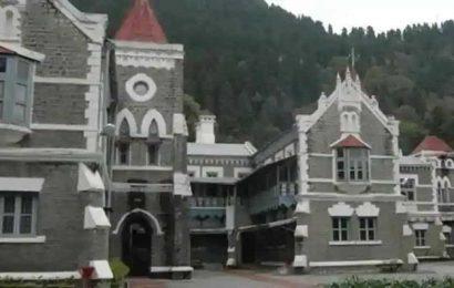 Uttarakhand HC directs state govt to sanitise all schools before board exams start