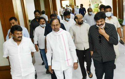 Telangana government grants permission to resume film, TV shooting