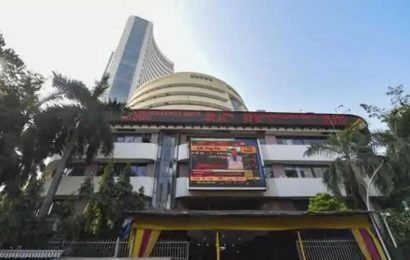 Sensex up 200 points at 35,000 in early trade; Nifty above 10,350