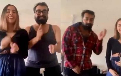 Anurag Kashyap grooves with daughter Aaliyah in TikTok videos: 'Things that she makes me do'. Watch