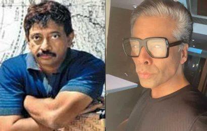 Ram Gopal Varma calls Karan Johar 'a bigger victim', says 'without nepotism society will collapse'