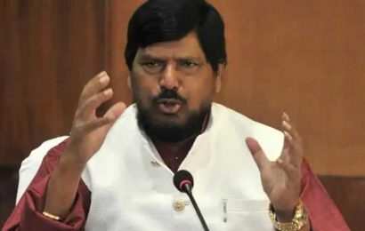 Close down restaurants selling Chinese food, says Ramdas Athawale