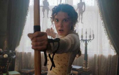 Enola Holmes first look: Henry Cavill, Millie Bobby Brown star in Netflix's reinvention of Sherlock Holmes