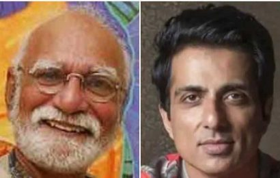 Sonu Sood comes to the aid of Munna Bhai actor Surendra Rajan, who says he's run out of most of his money