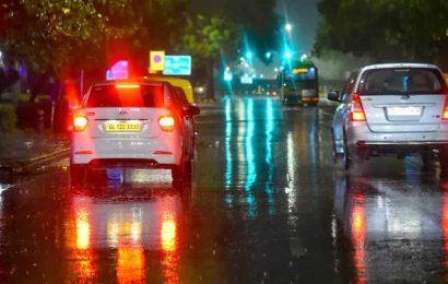 Delhi-NCR to get rain, thundershowers for 5-6 days: IMD