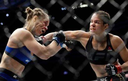 'Started to get real sick': UFC champion Amanda Nunes says she had Covid-19 symptoms