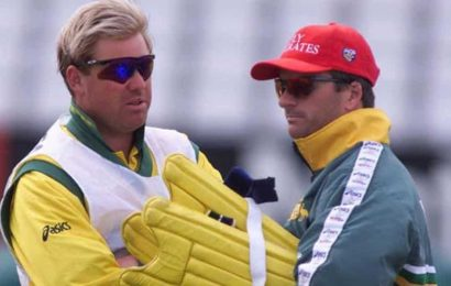 'Warne like a kid at school with no mates': Lee reveals what Steve Waugh jokingly told him