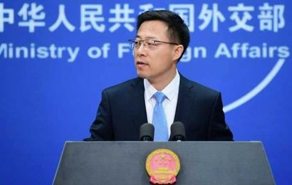 'For sure it's fake news': China official on losing 40 soldiers in Ladakh