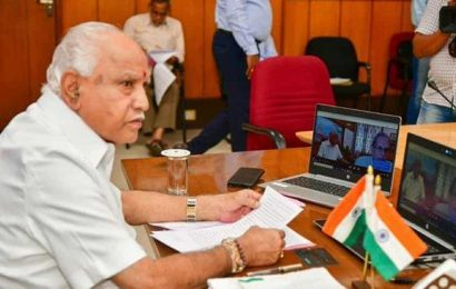 Complete shutdown in parts of Bengaluru to fight Covid-19: BS Yediyurappa