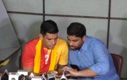 East Bengal's Acosta leaves for home, complaining about club's apathetic attitude