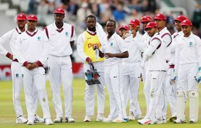 West Indies complete isolation period, set for practice game