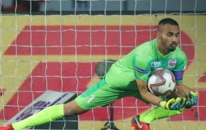 Experienced goalkeeper Kamaljit Singh joins Odisha FC